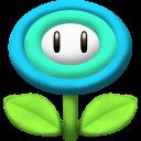 Flower Ice Emoticon