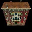 Venice Building Emoticon
