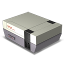 Nes Console Emoticon