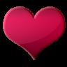 Hearts Emoticon