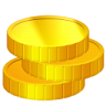 Coins Emoticon