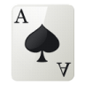 Ace Of Spades Emoticon