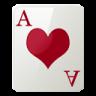 Ace Of Hearts Emoticon