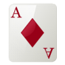 Ace Of Diamonds Emoticon