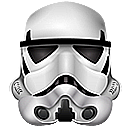 Starwars Stormtrooper Emoticon