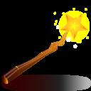 Witch Stick Emoticon