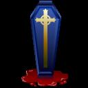 Coffin Emoticon