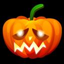 Halloween Sad Emoticon