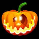 Halloween Crazy Emoticon