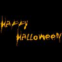 Happy Halloween Emoticon
