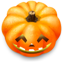 Jack O Lantern 7 Emoticon
