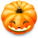 Jack O Lantern 6 Emoticon