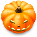 Jack O Lantern 4 Emoticon