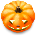 Jack O Lantern 3 Emoticon