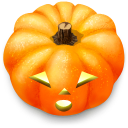 Jack O Lantern 2 Emoticon