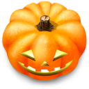 Jack O Lantern 1 Emoticon