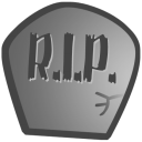 Rest In Peace Emoticon