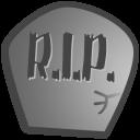 Rest In Peace Emoticon
