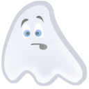 Ghost Invisible Emoticon