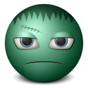 Frankenstein Emoticon