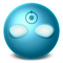 Dr Manhattan Emoticon