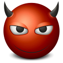 Devil Emoticon