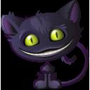 Cheshire Cat Emoticon