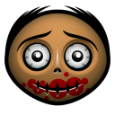 Zombie 2 Emoticon