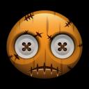 Voodoo Doll Emoticon