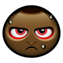 Angry Man Emoticon