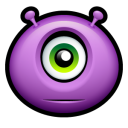 Alien Emoticon