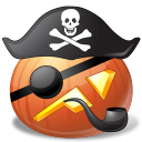 Pirate Captain Emoticon