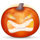 Pumpkin 2 Emoticon