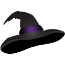 Witch Hat Emoticon