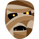 Mummy Emoticon