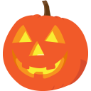 Jack O Lantern Emoticon