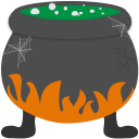 Bubbling Cauldron Emoticon