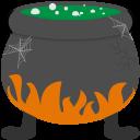 Bubbling Cauldron Emoticon