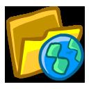 Folder Web Emoticon