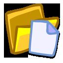 Folder Files Emoticon