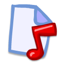 Files Music Emoticon