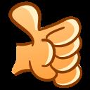Hand Emoticon