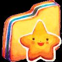 Y Starry Emoticon