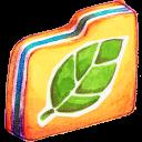 Y Leafie Emoticon