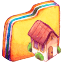 Y Home Emoticon