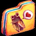 Y Cicadas Emoticon