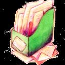 Recycle Bin Full 1 Emoticon