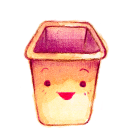 Recycle Bin Empty 2 Emoticon