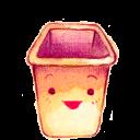 Recycle Bin Empty 2 Emoticon