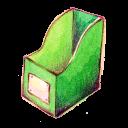 Recycle Bin Empty 1 Emoticon